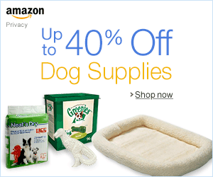 Amazon Dog Supplies