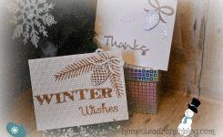 Winter Creating Card Making
