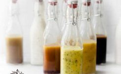 Favorite Five Nutritious Salad Dressings