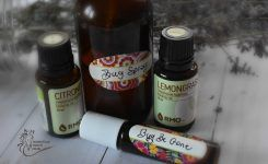 Bug Off Essential Oil Blends