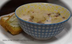 Cauliflower Tuscan Soup