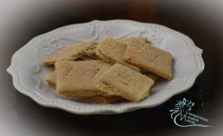 Keto Graham Crackers Too Die For