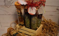 Creative Herbal Tea Gift