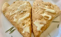 Lemon Rosemary Scones Melt in Your Mouth Flavor