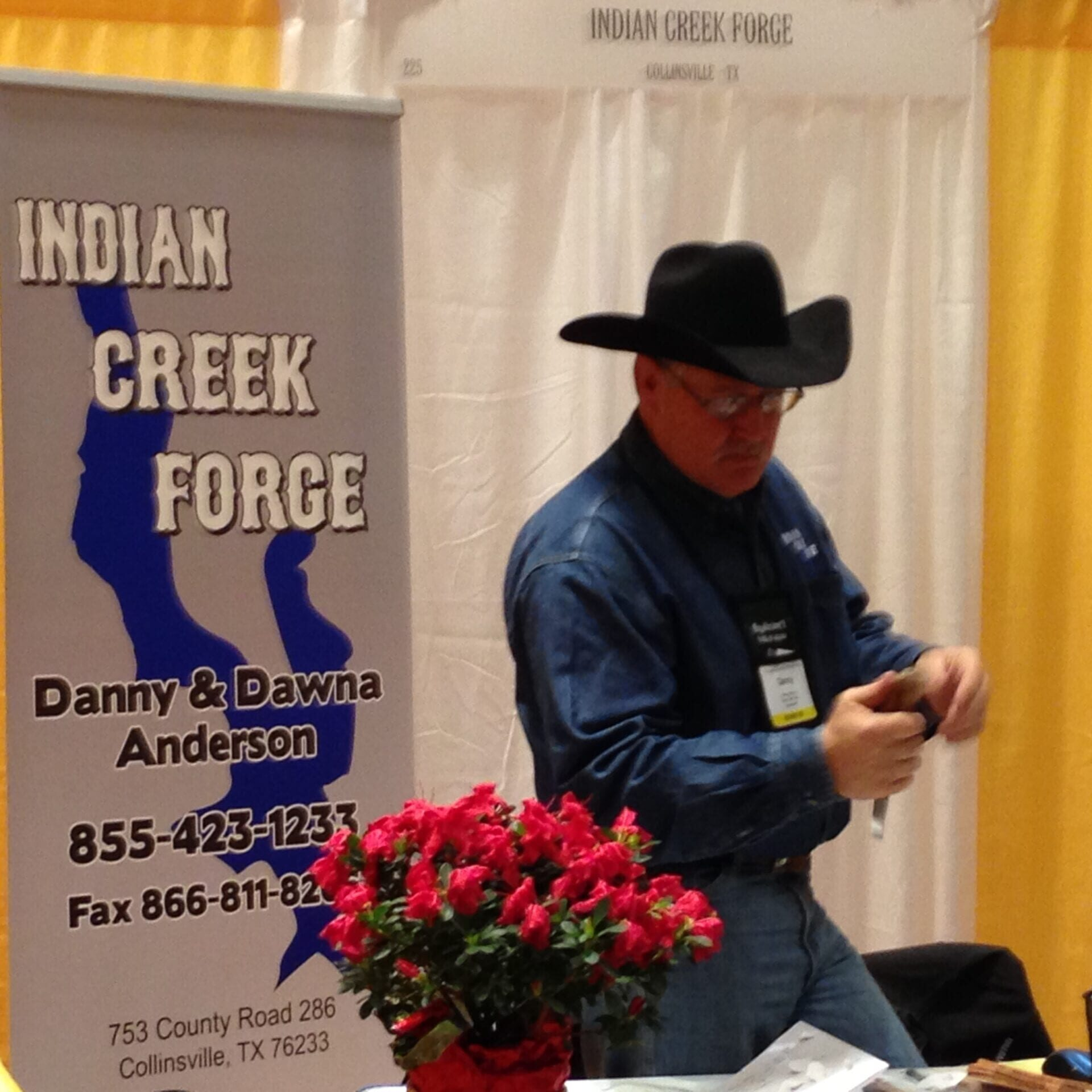 INDIAN CREEK FORGE, LLC