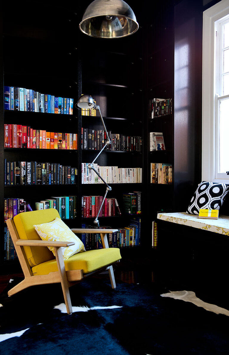 East fremantle study library
