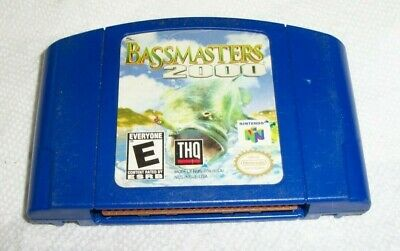 Bass Masters 2000 Blue Cart
