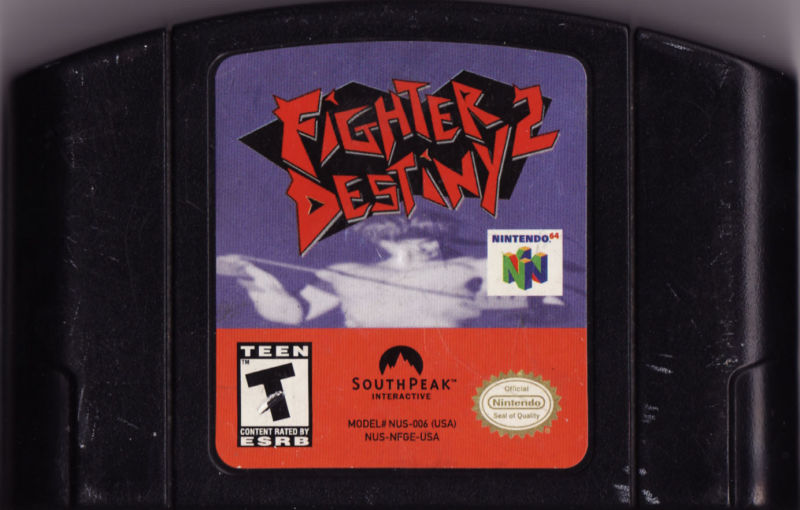 Fighter Destiny 2