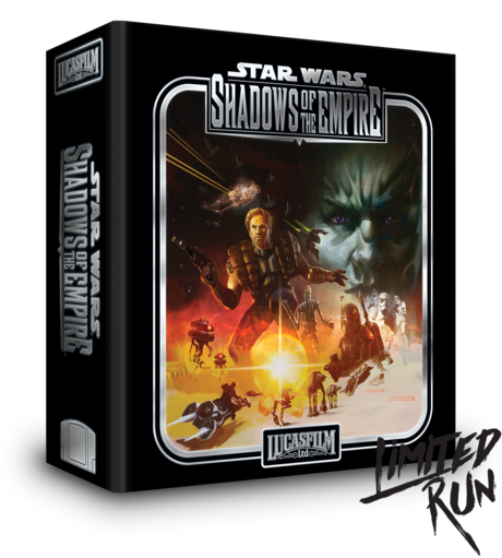 Star Wars: Shadows of the Empire Limited Run Games