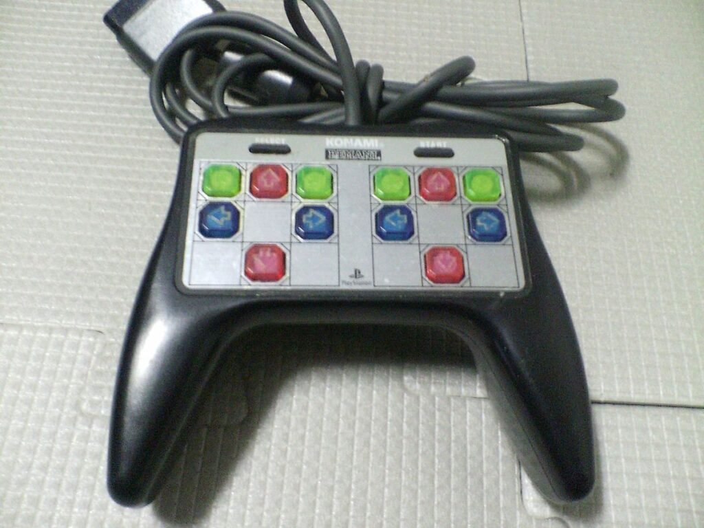 DDR Hand Controller PS1