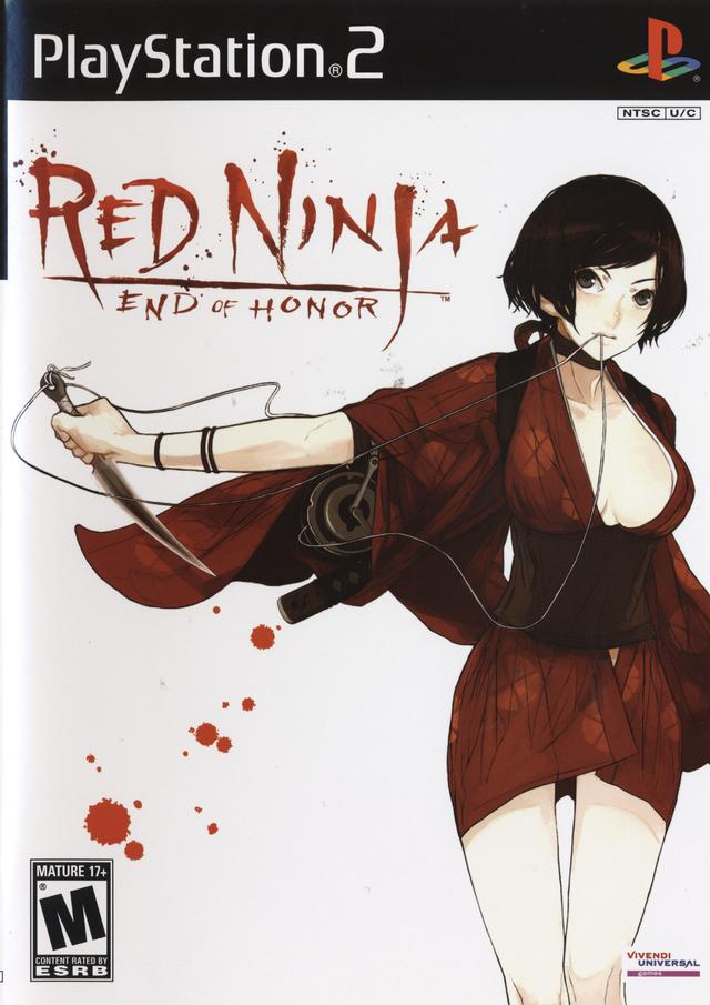 Red Ninja: End of Honor PS2