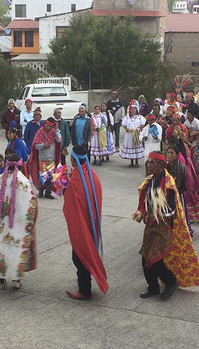 Población Tarahumara CACSTAC (COMPLEJO ASISTENCIAL CLÍNICA SANTA TERESITA) Chihuahua, Creel