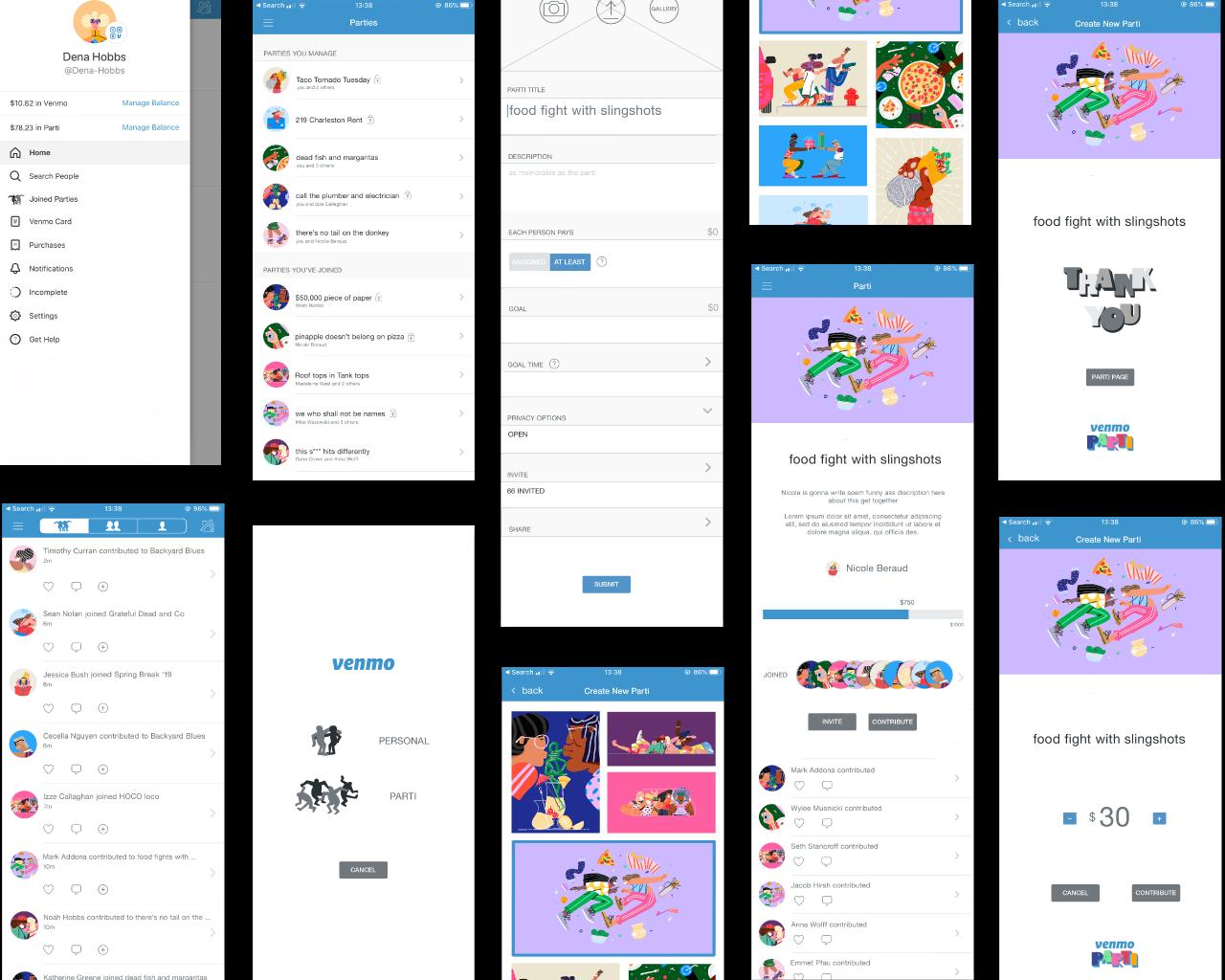 Interface_layout_web_venmo