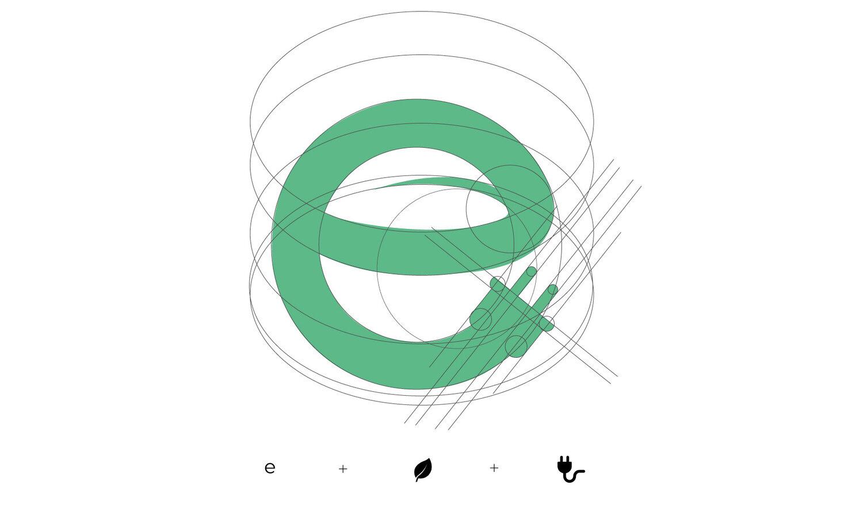 e-car-logo-technique