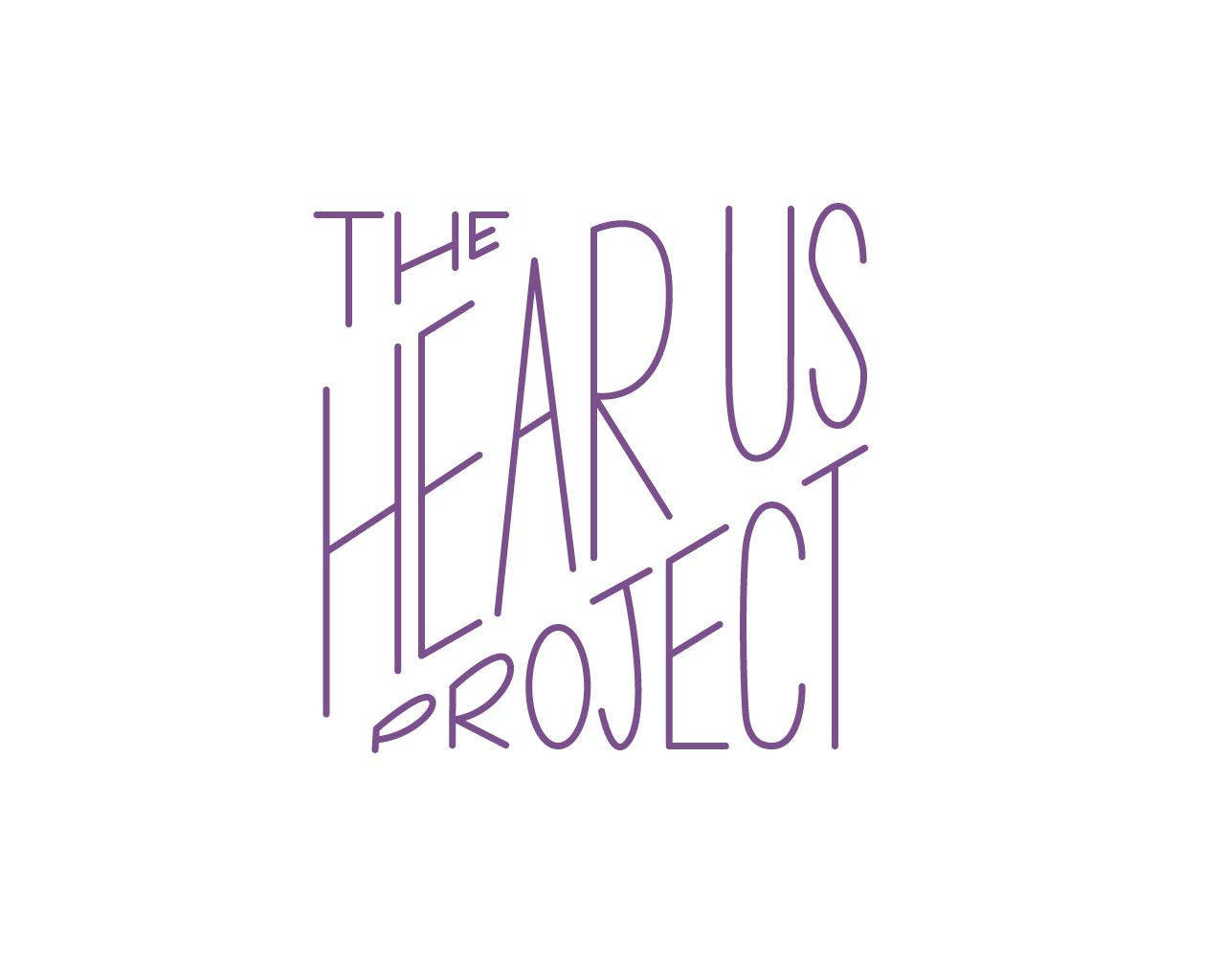The-Hear-Us-Project-Vector-Logo_updated_purple_thin