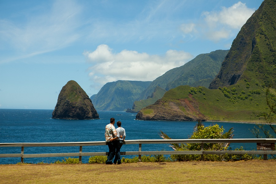 Romance in Hawaii- Anytime Travel Agency