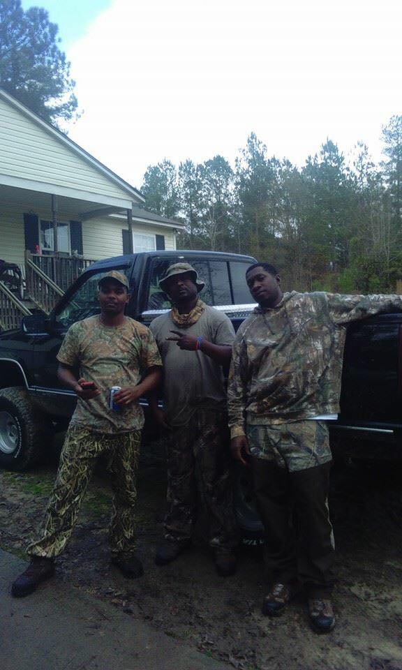 Part of the Southern Swagg Crew