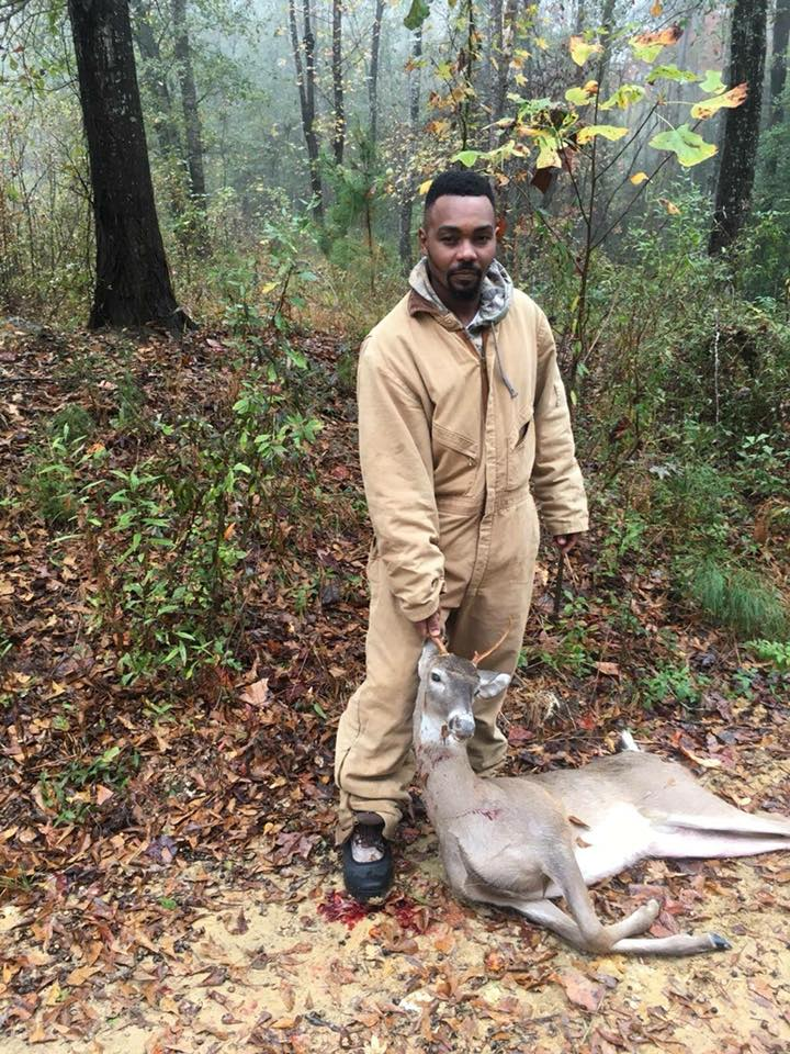 Hunting in Gilbert, SC