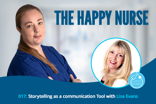 Storytelling As A Communication Tool with Lisa Evans