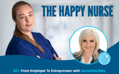 021: From Employee To Entrepreneur with Samantha Riley