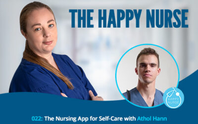 022: The Nursing App for Self-Care with Athol Hann