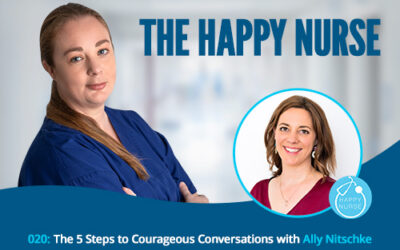 020: The 5 steps to courageous conversations with Ally Nitschke