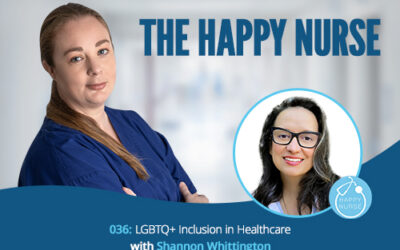 036: LGBTQ+ Inclusion in Healthcare with Shannon Whittington