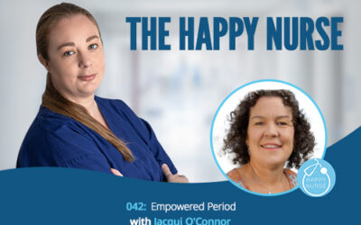 042: Empowered Period With Jacqui O'Connor