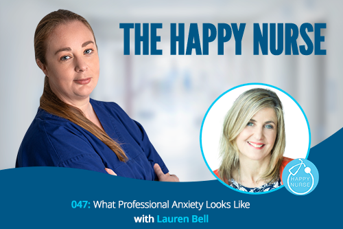 What Professional Anxiety Looks Like With Lauren Bell