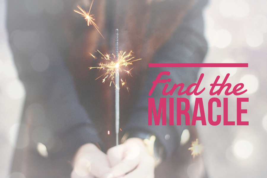 Find The Miracle Blog
