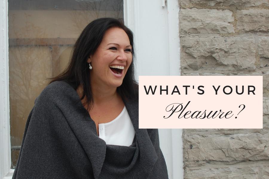 What's Your Pleasure Blog