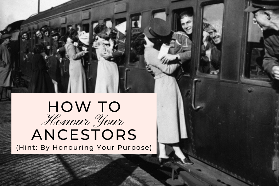 How to Honour Your Ancestors by Lisa Elle