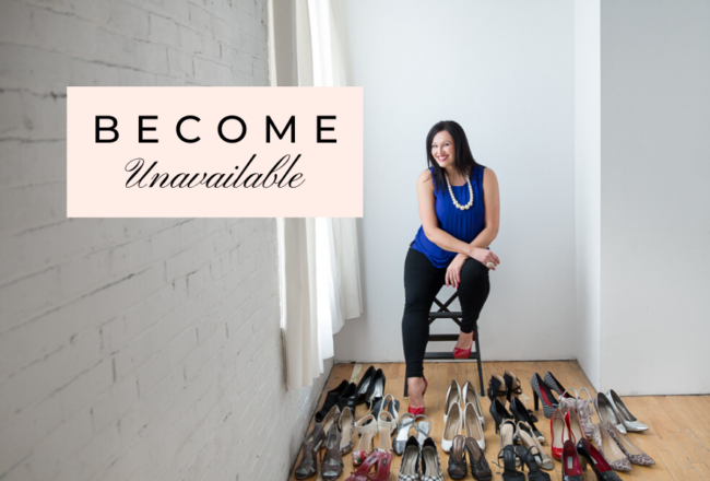 Become Unavailable