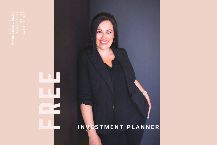 Free Investment Planner by Lisa Elle
