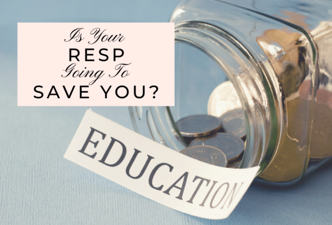 Is Your RESP Going To Save You by Lisa Elle, CFP