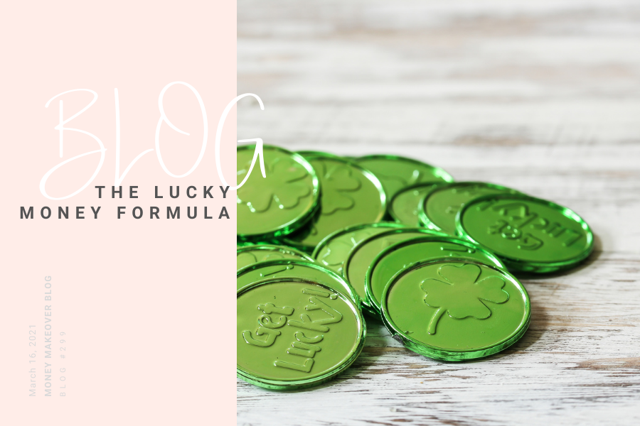 The Lucky Money Formula by Lisa Elle, CFP