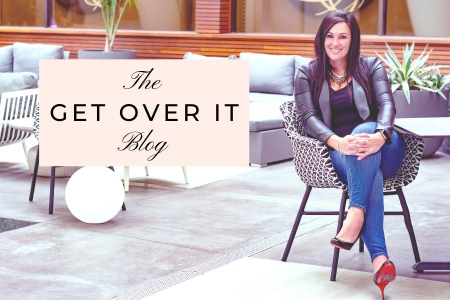 The Get Over It Blog By Lisa Elle CFP