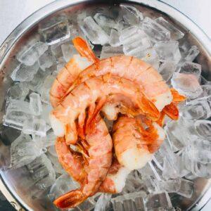 Red Shrimp - Headless, shell-on