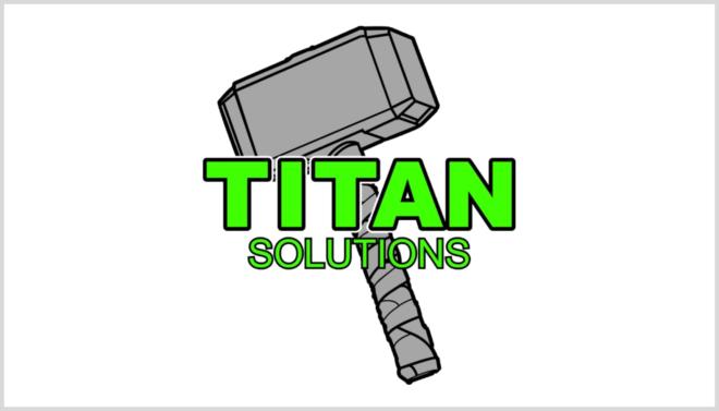 Company post - Titan