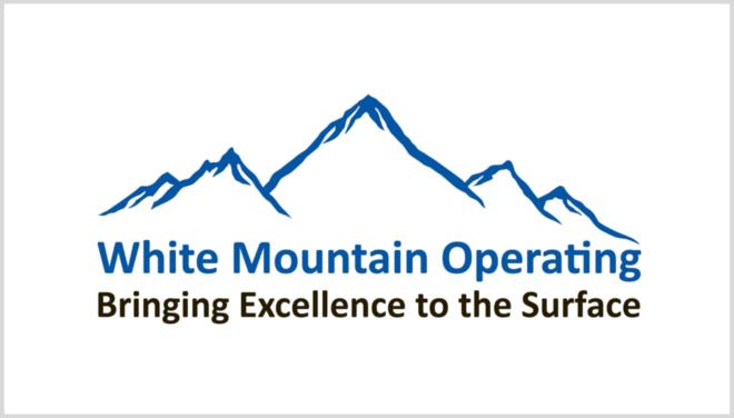 Company post - White Mountain Operating