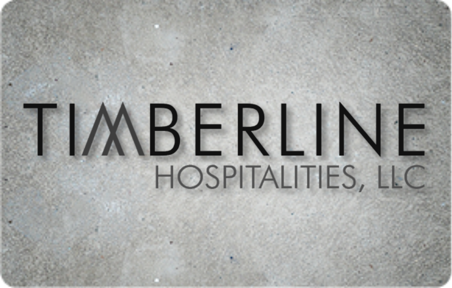 SPONSOR - Timberline Hospitalities