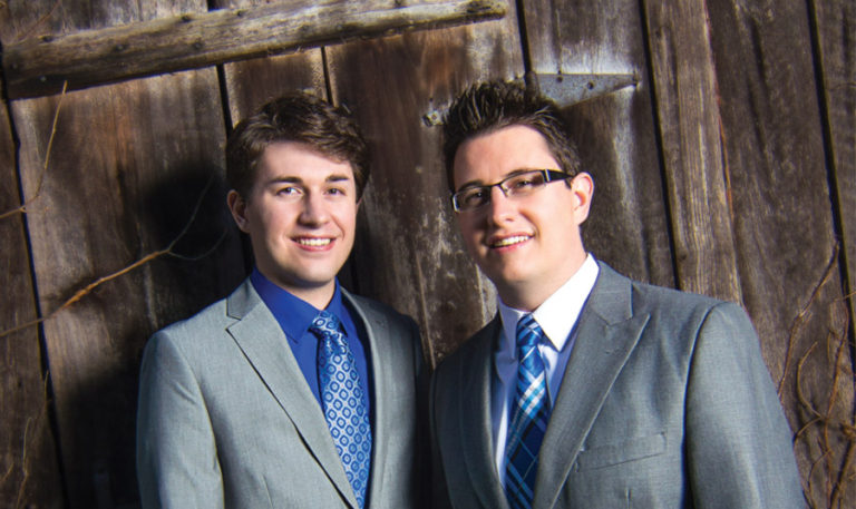 The Taylor Brothers Oct-Nov Feature Artist
