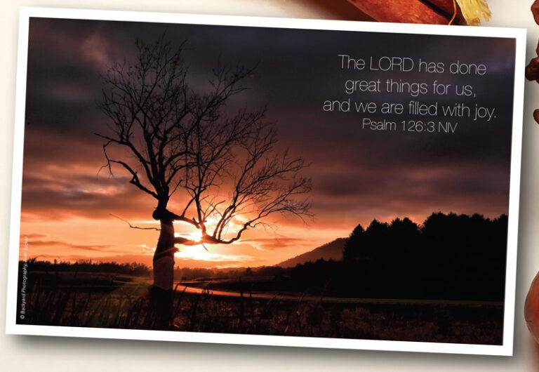 REVEALING God's Glory Dec-Nov 19-2020