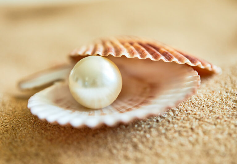 Cast Your Pearls