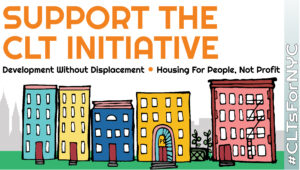 Support the ENY CLT Initiative!