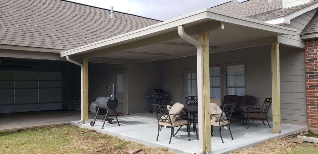 Liberty Home Patio Cover 4