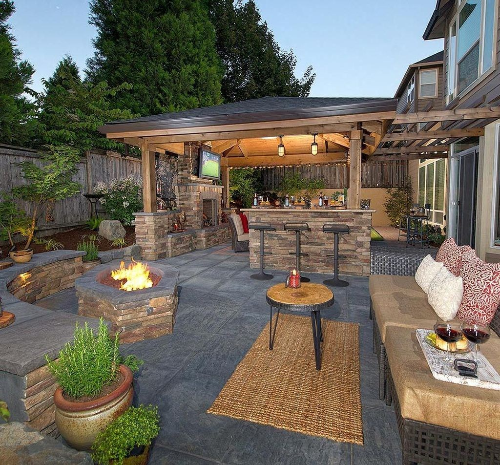 Perfect Outdoor Kitchen Ideas Make Guest