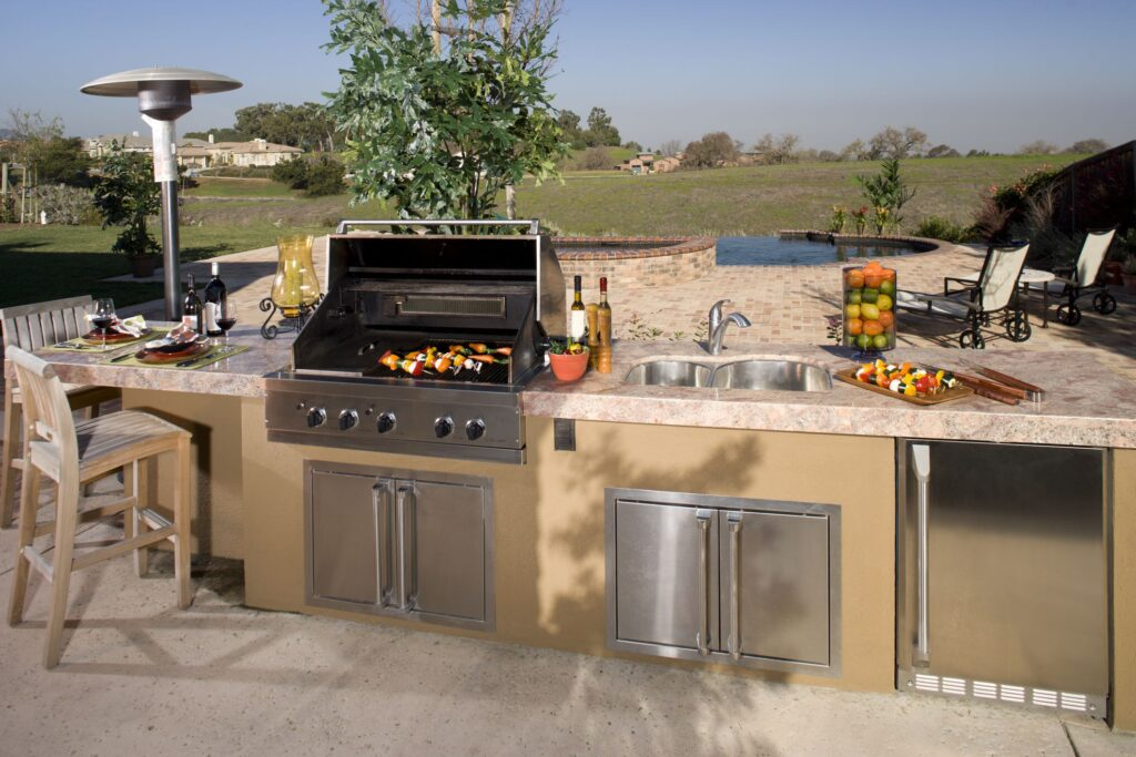 outdoor kitchen for patio big 57eac7545f9b586c35170198