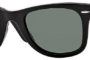 Ray Ban Wayfarer Classic Black Green G-15 Polarized