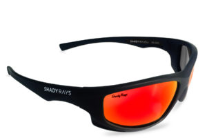 Shady Rays X Series Black Infrared Polarized